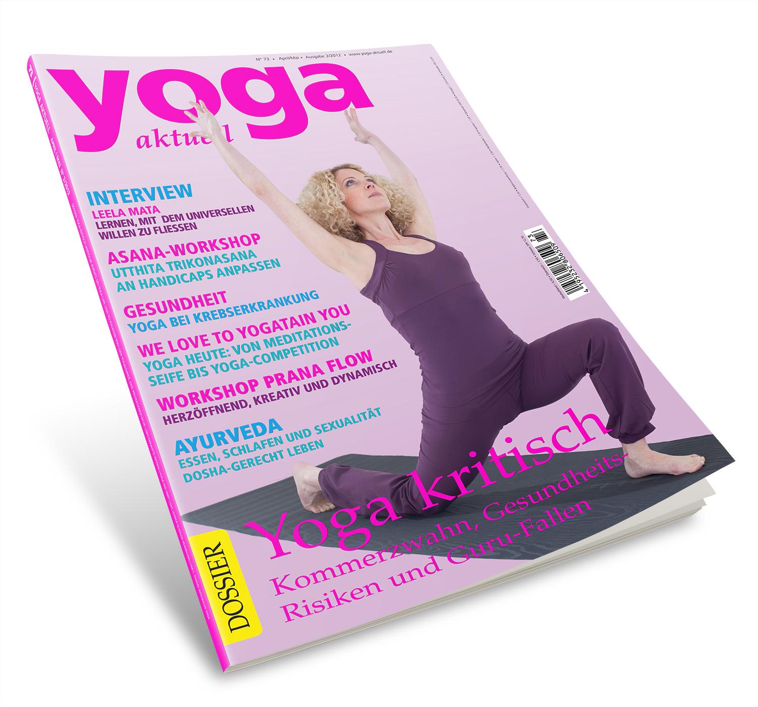 Yoga Aktuell 73 - 02/2012