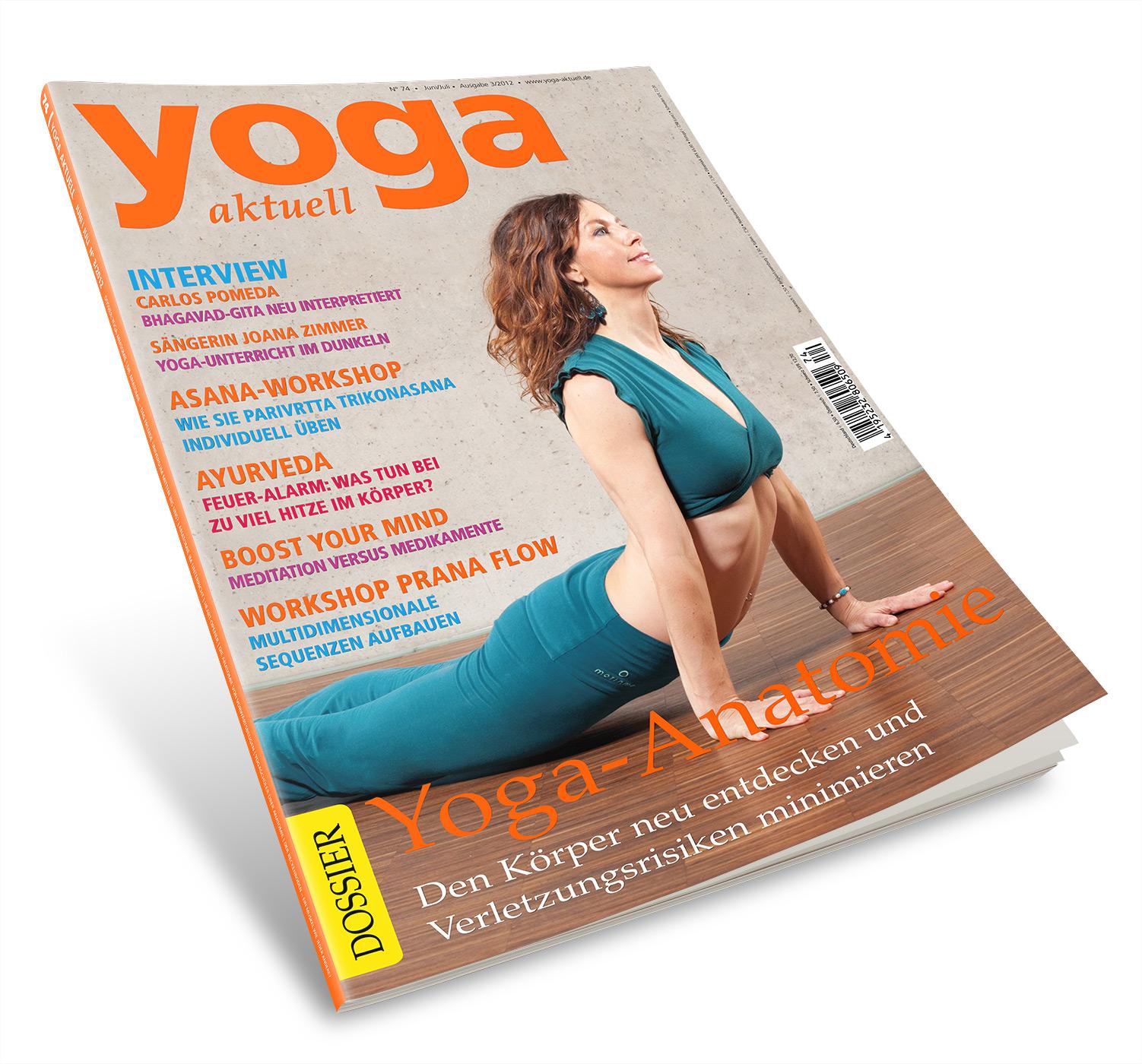 Yoga Aktuell 74 - 03/2012
