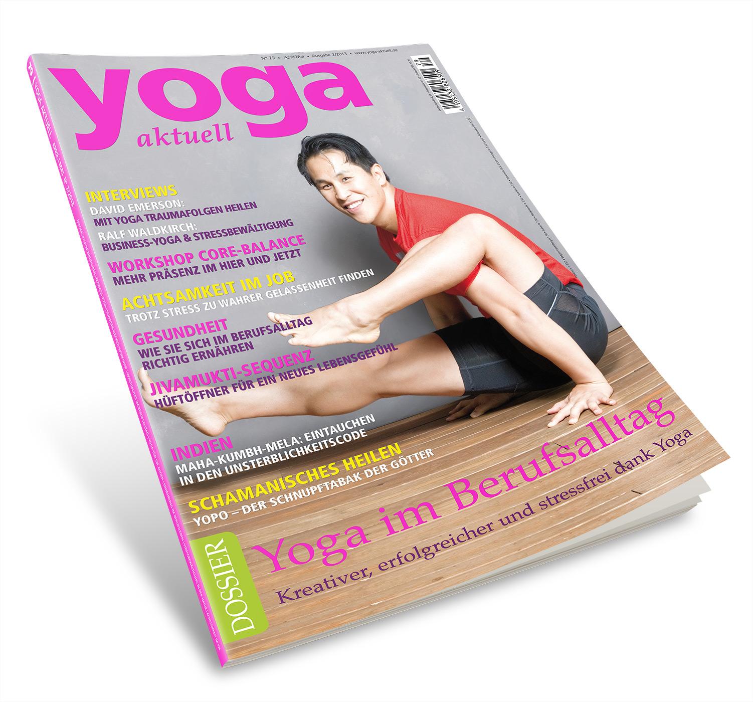 Yoga Aktuell 79 - 02/2013
