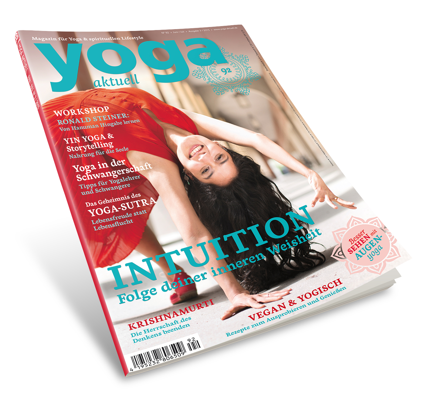 Yoga Aktuell 92 - 03/2015