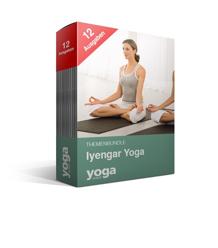Iyengar Yoga - 11er Bundle