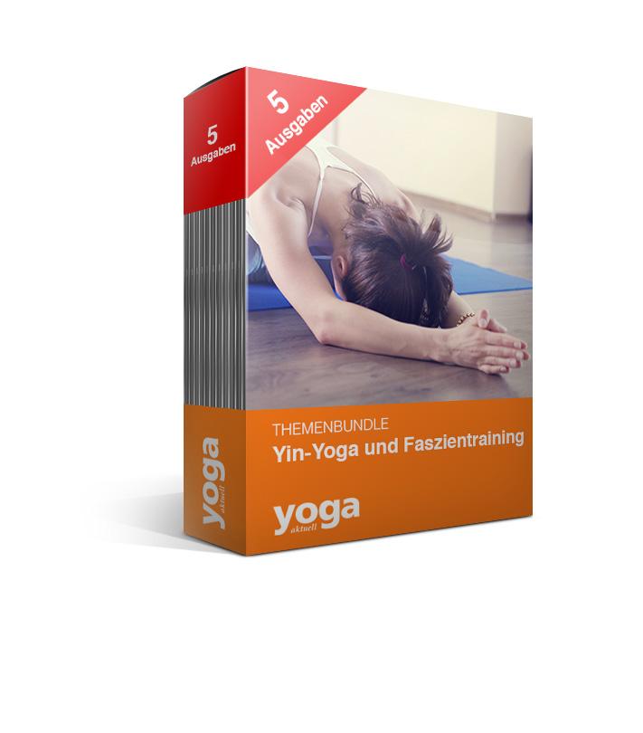 Yin-Yoga und Faszientraining - 5er Bundle