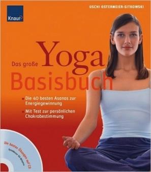 Das große Yoga Basisbuch von Uschi Ostermeier-Sitkowski
