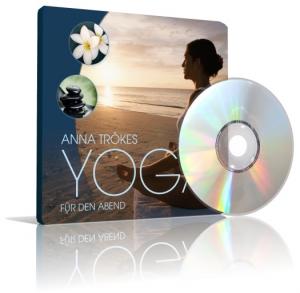 Yoga für den Abend von Anna Trökes (CD)