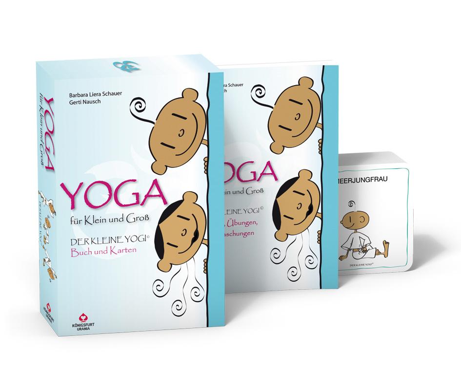 Yoga für klein und groß von Schauer/Nausch