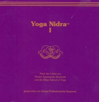 Yoga Nidra I von Swami Prakashananda Saraswati (CD) im YOGISHOP ...