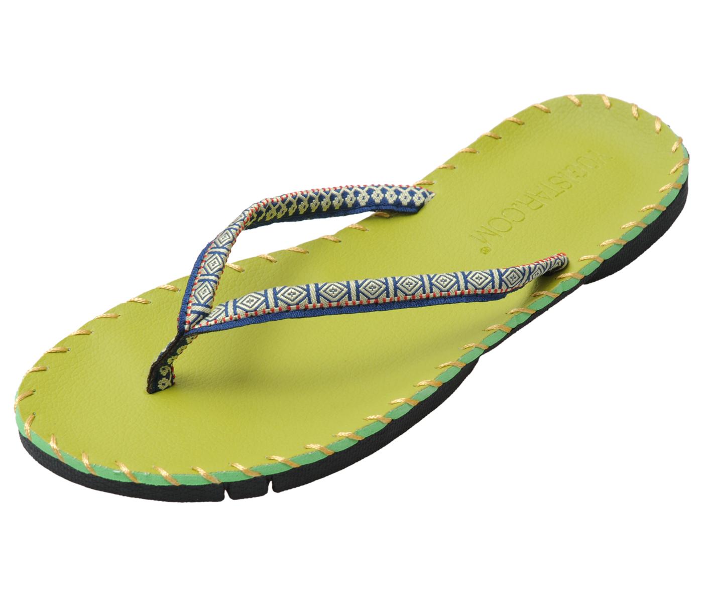 Yoga-Sandalen - green