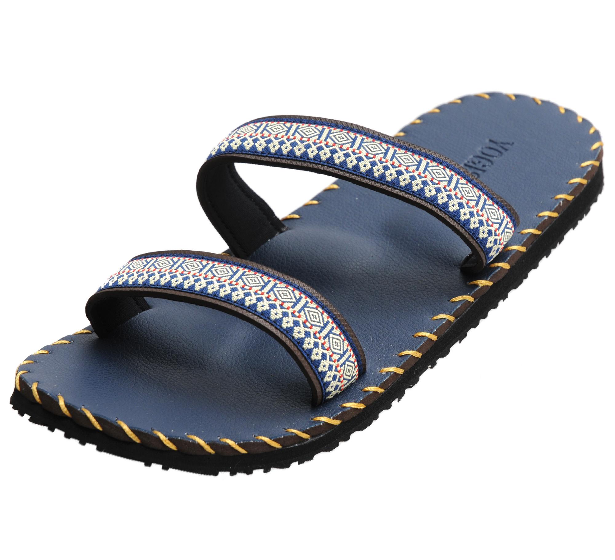 Yoga-Sandalen men - dark blue