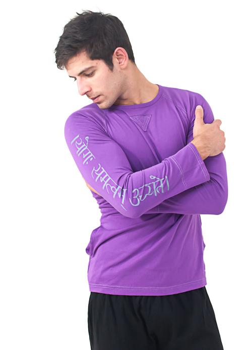 "Yoga-Shirt ""Vedic Mantra"""