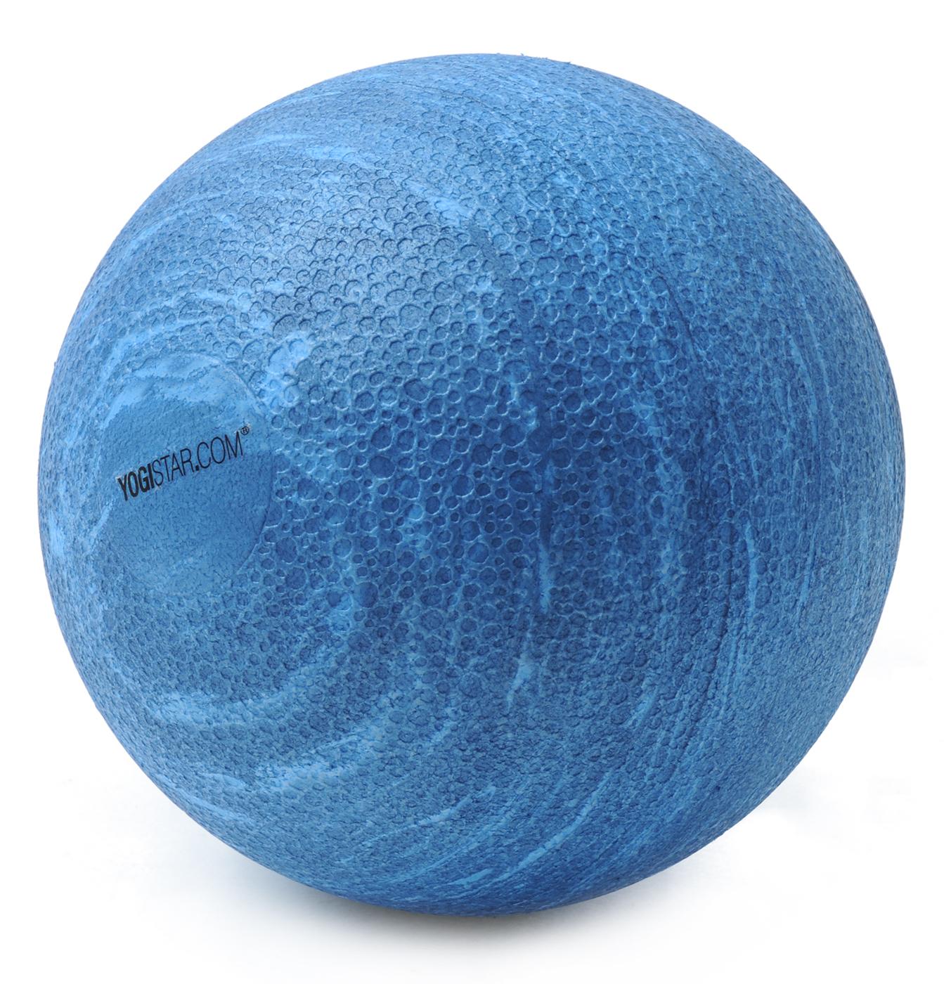 Yoga-Faszien-Ball - marble blue