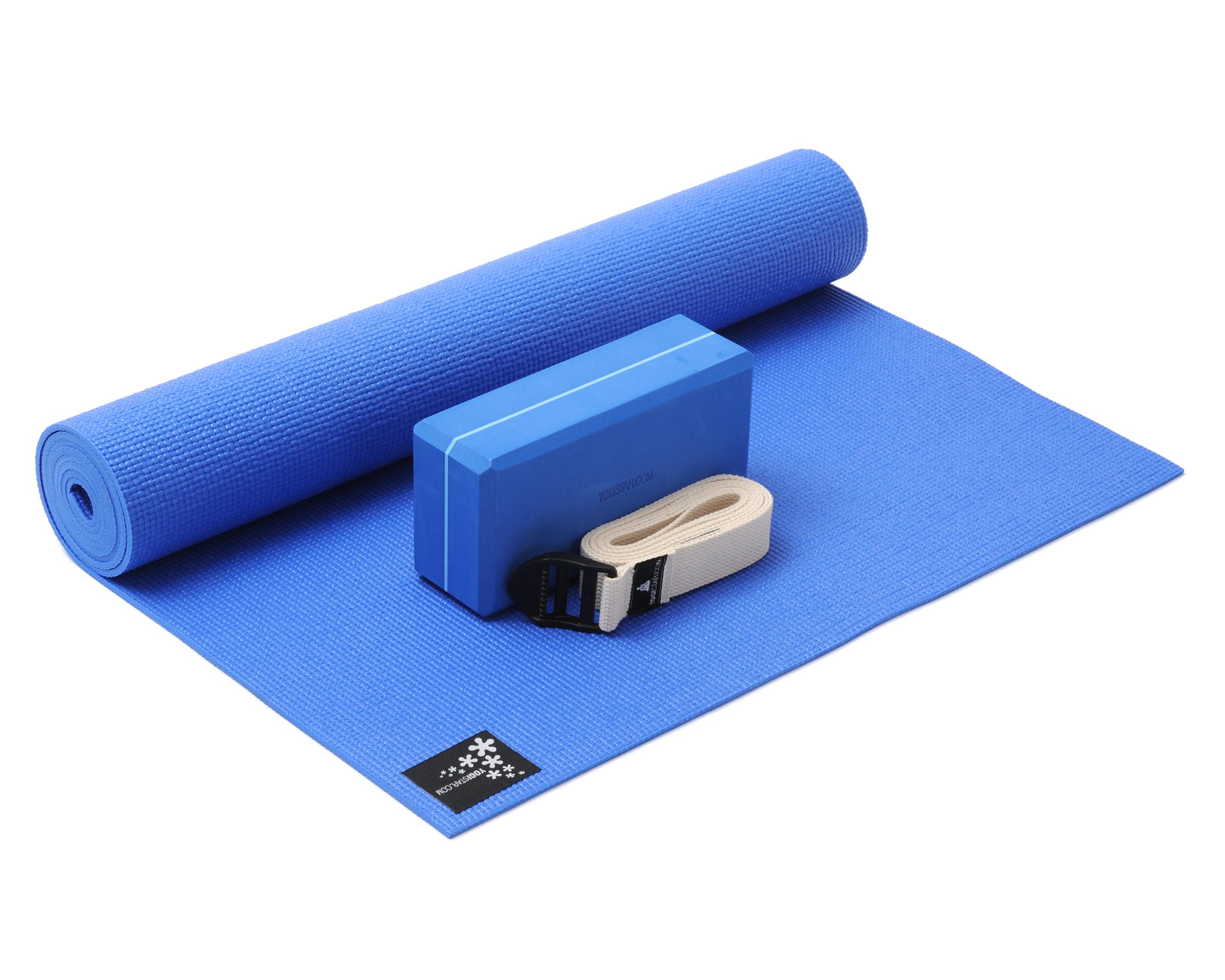 Yoga-Set kick it - one (Yogamatte + Yogablock + Yogagurt)