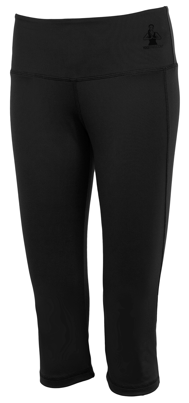 Yogi-Capri tight - black