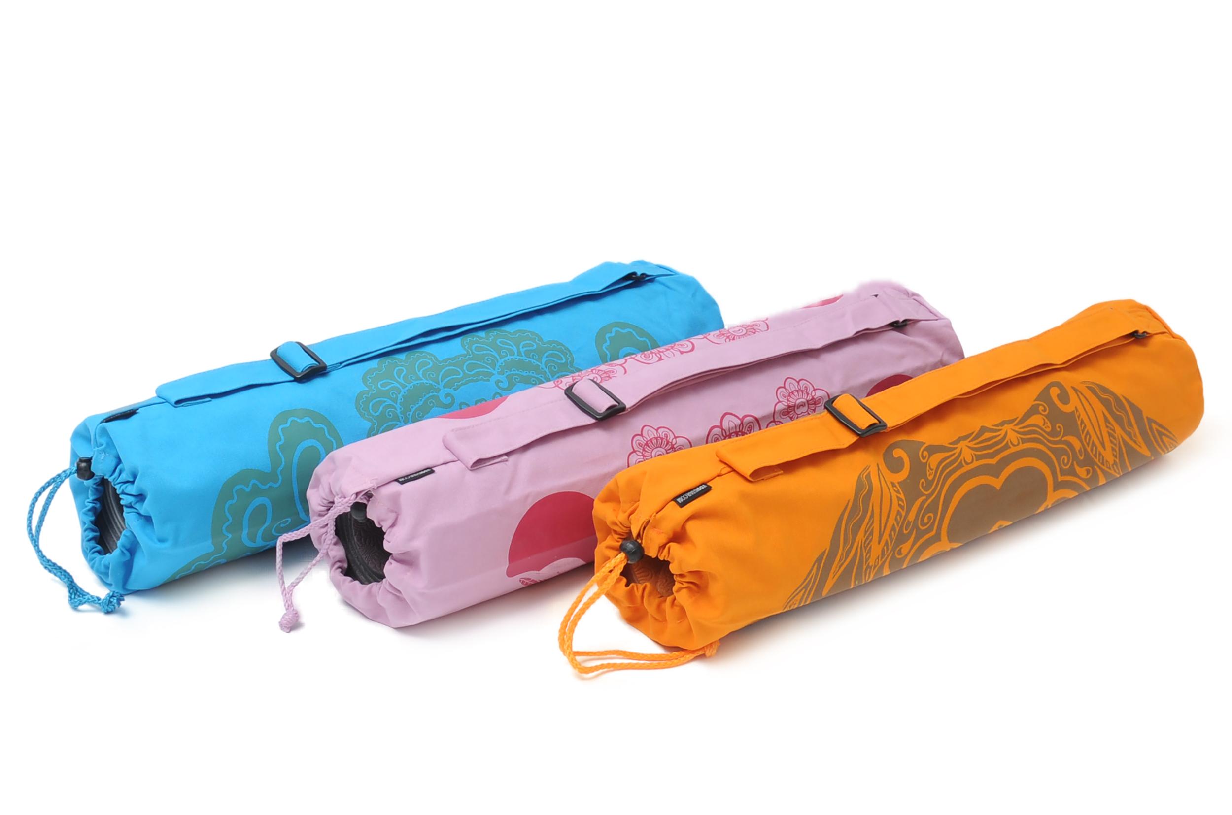 Yogatasche yogibag® basic - cotton - art collection - 65 cm