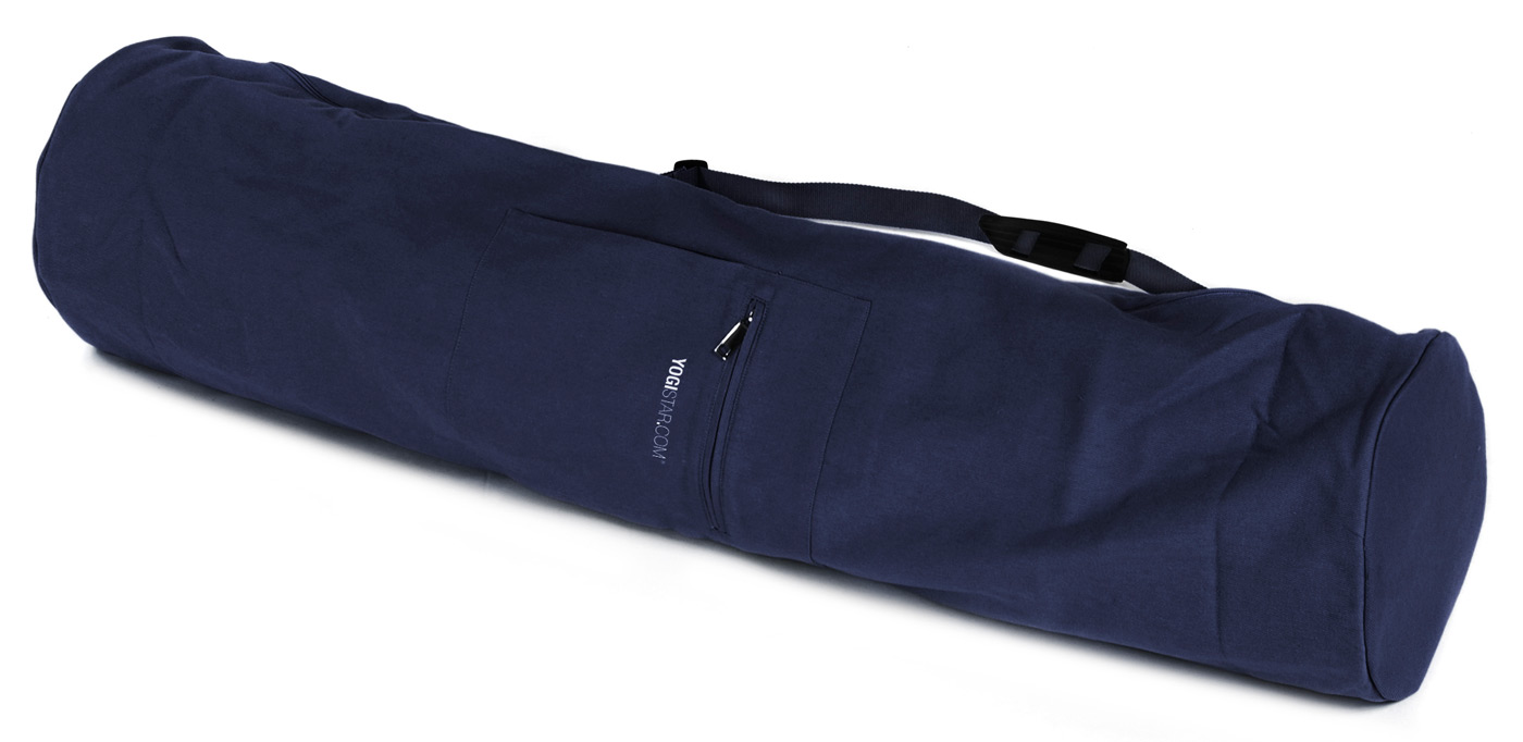 Yogatasche basic - zip - extra big - cotton - 109 cm