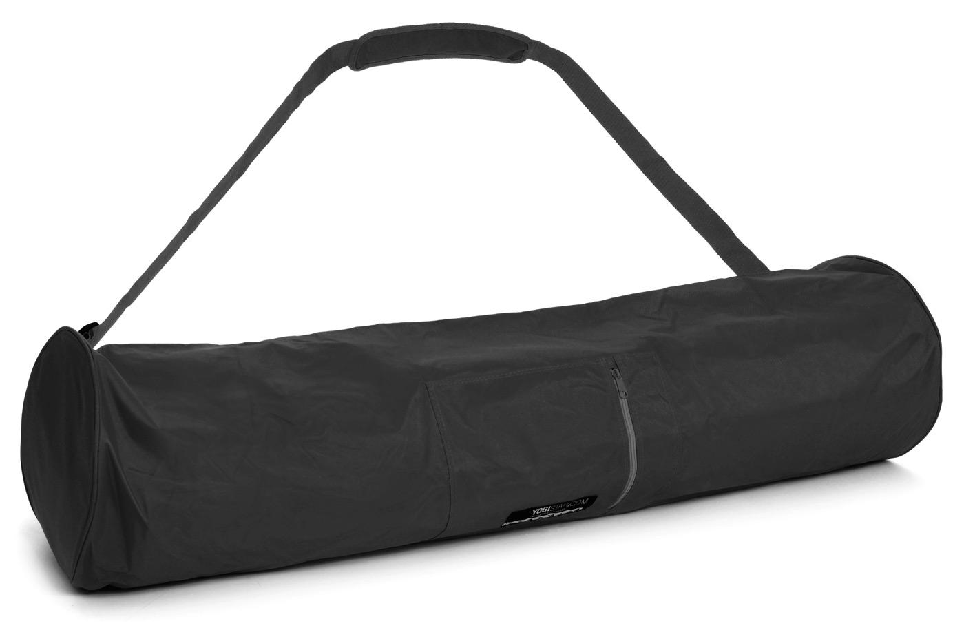 Yogatasche basic - zip - extra big - nylon - 109 cm