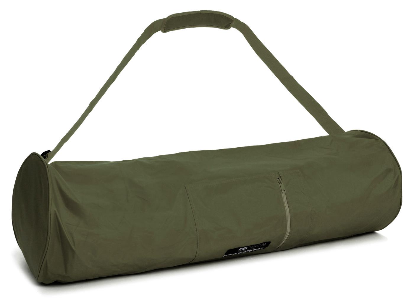 Yogatasche basic - zip - extra big - nylon - 80 cm