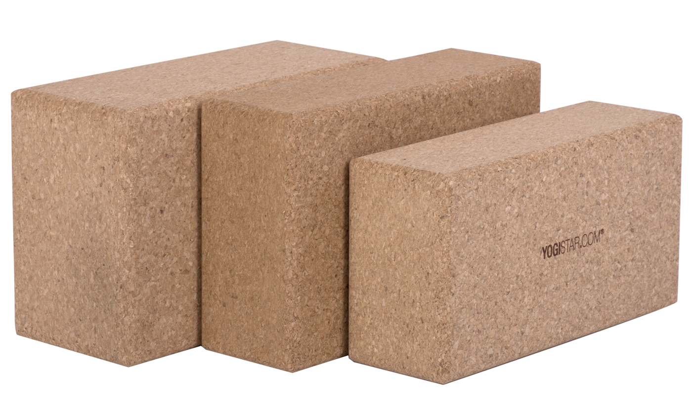 Yoga Block Yogiblock Cork Buy Online At Yogishop