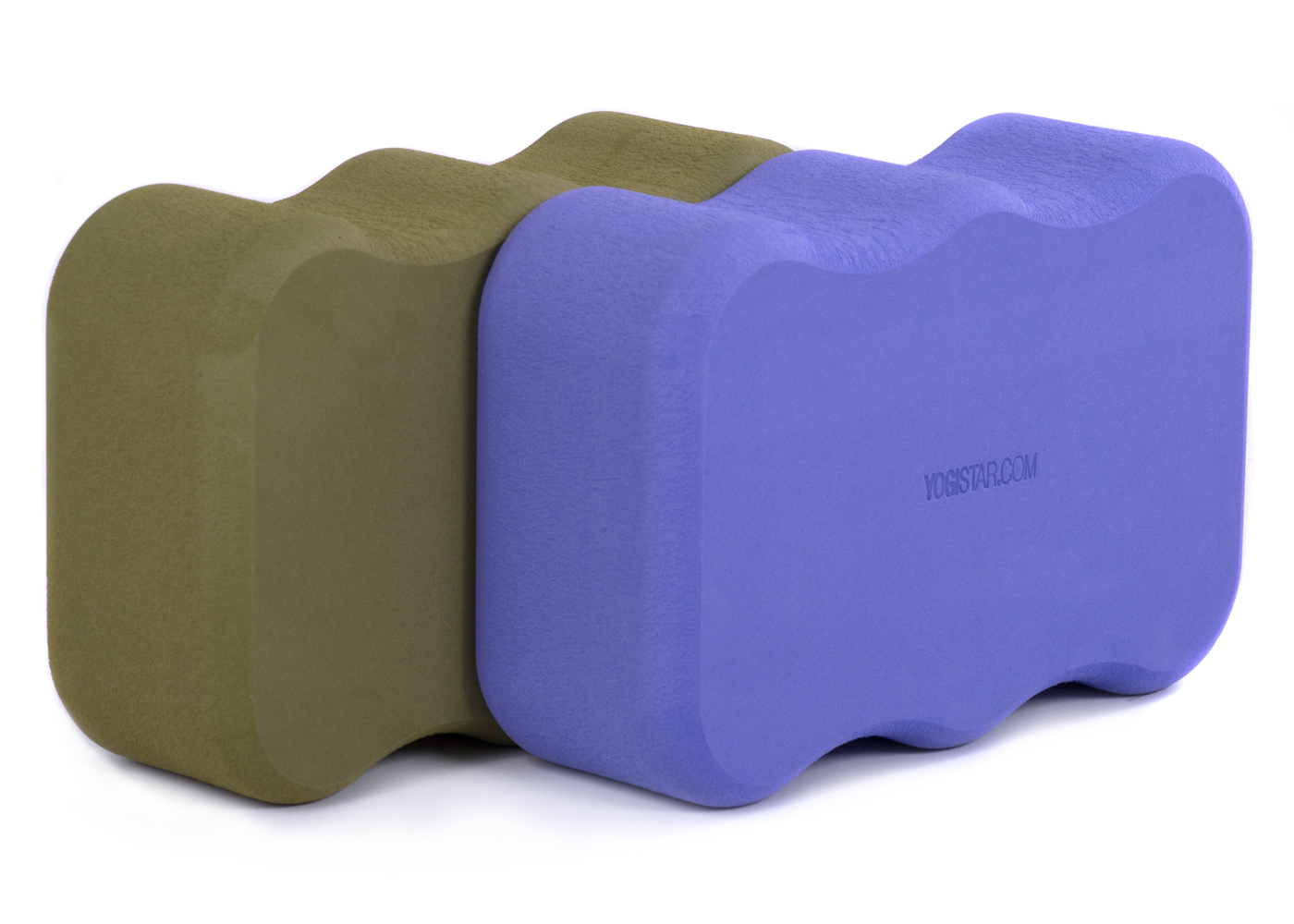Yoga block - yogiblock 'Wave'