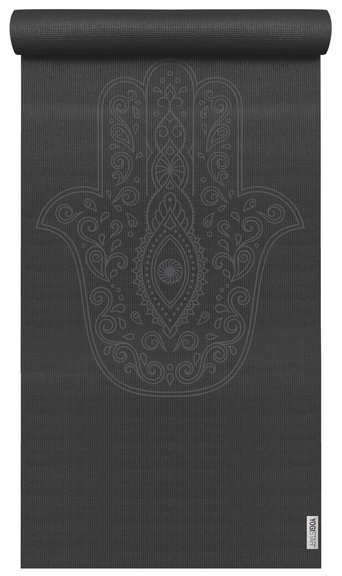 Yogamatte yogimat® basic - art collection - hand of fatima