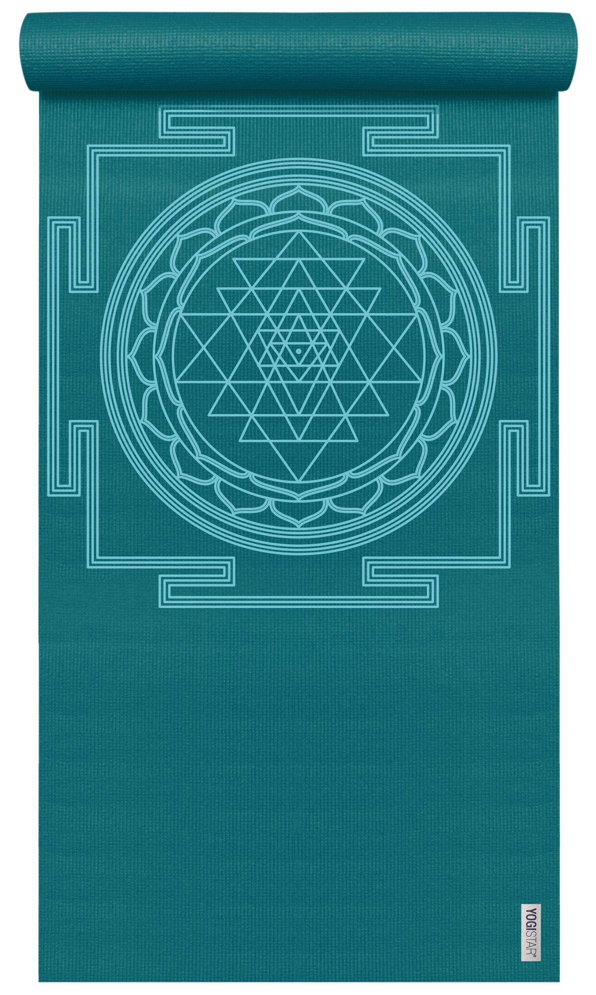 Yogamatte yogimat® basic - sri yantra