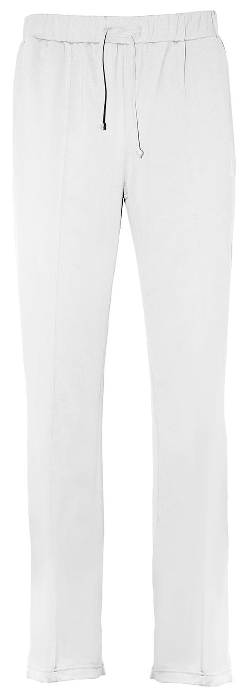 Yogi-Long Pants, men - white