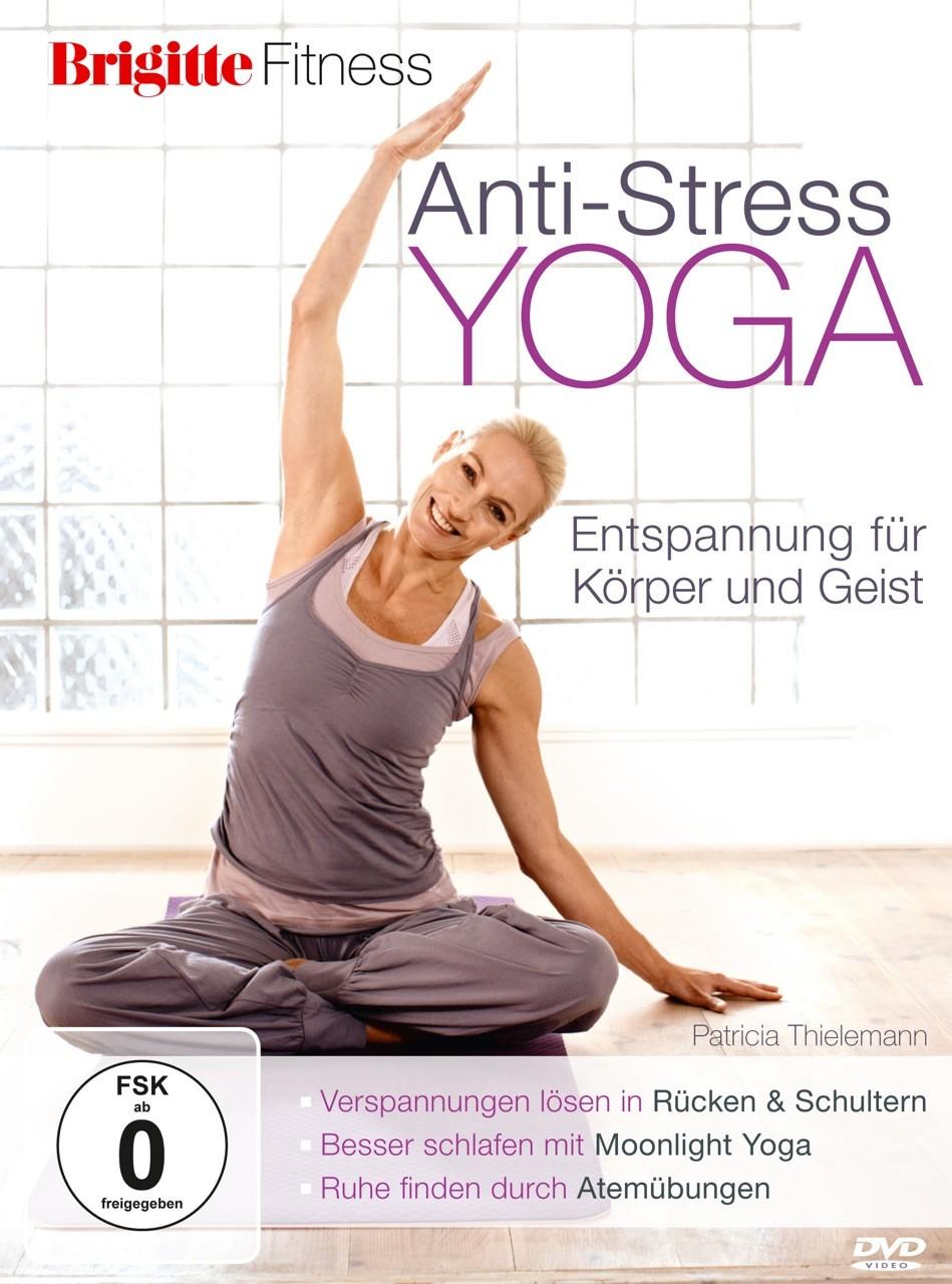 Anti-Stress Yoga von Brigitte Fitness (DVD)