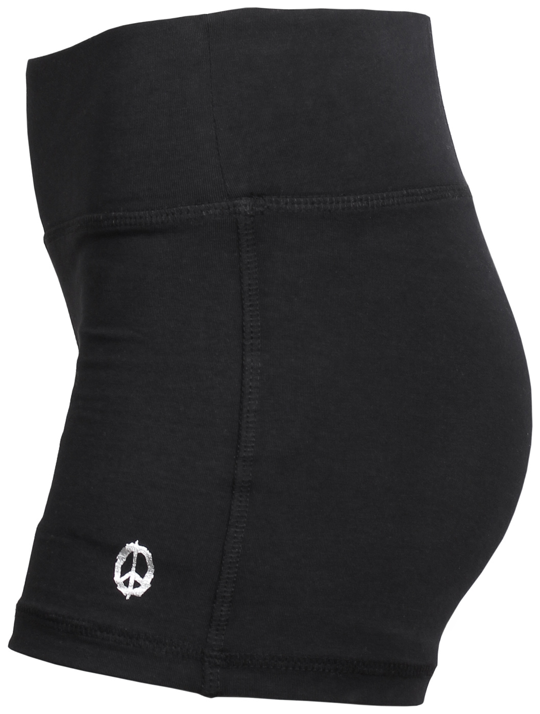 "Yoga Hot-Pant ""Bikram"" - black"