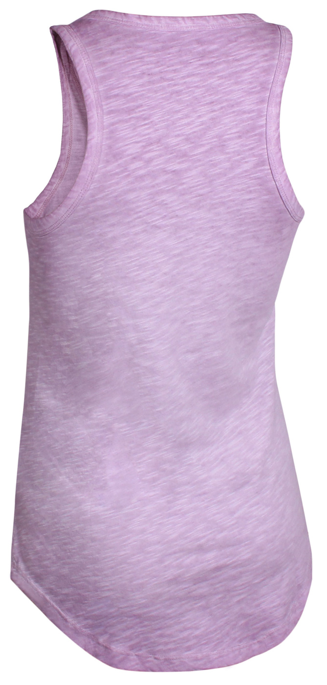 "Tank-Top ""Pigment dyed OM"" - flieder"