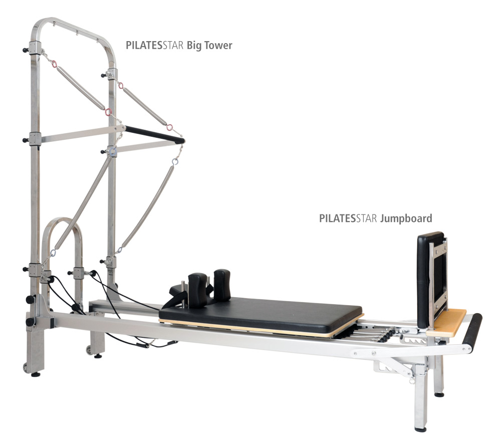 Big Tower - expansion set for the PILATES STAR Reformer
