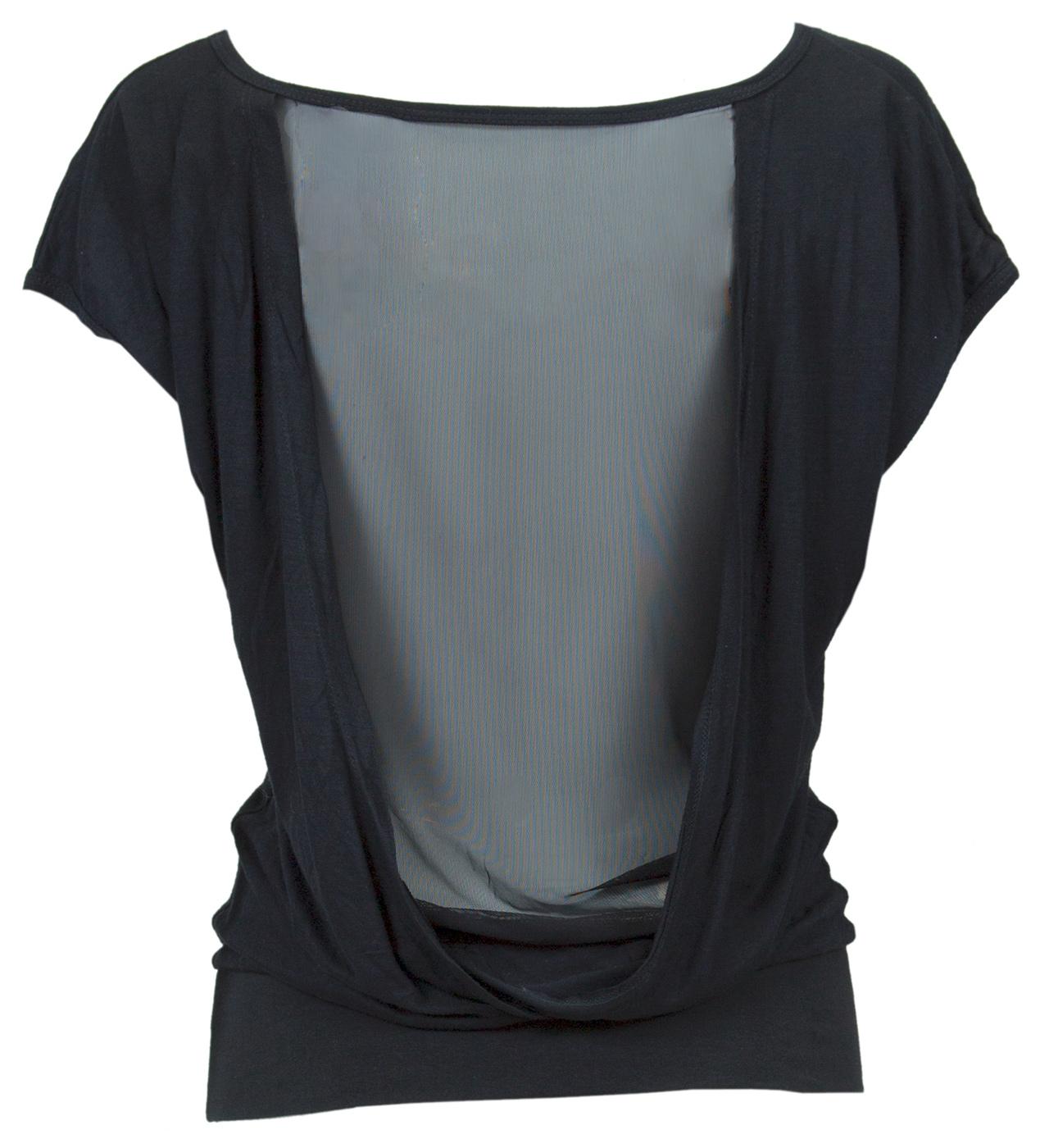 """Shirt """"Sky"""" - black"""