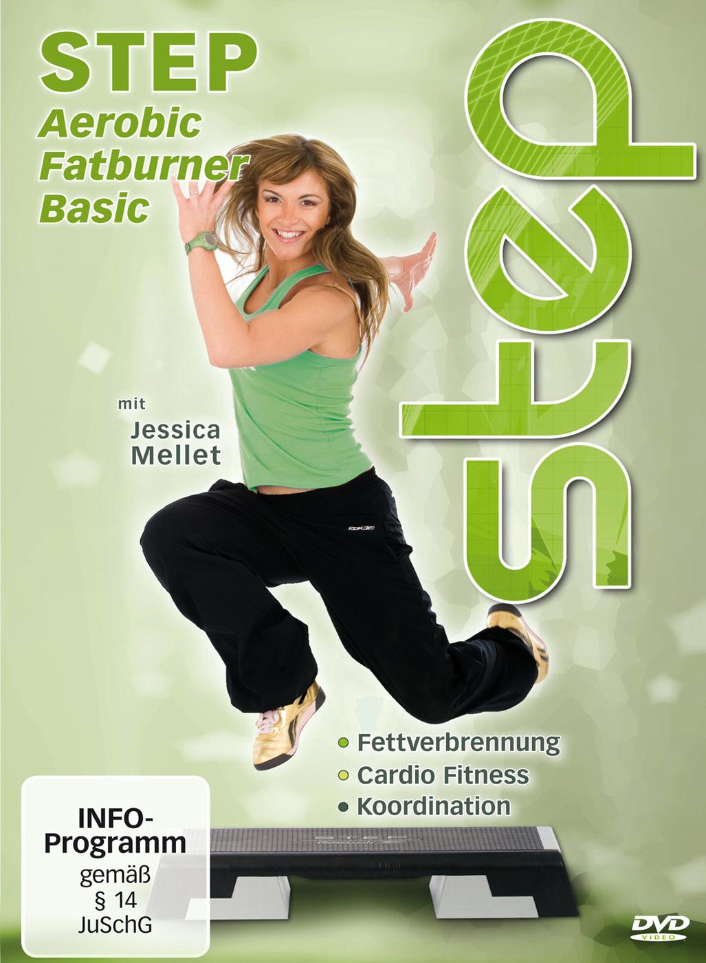 Step Aerobic Fatburner basic (DVD)