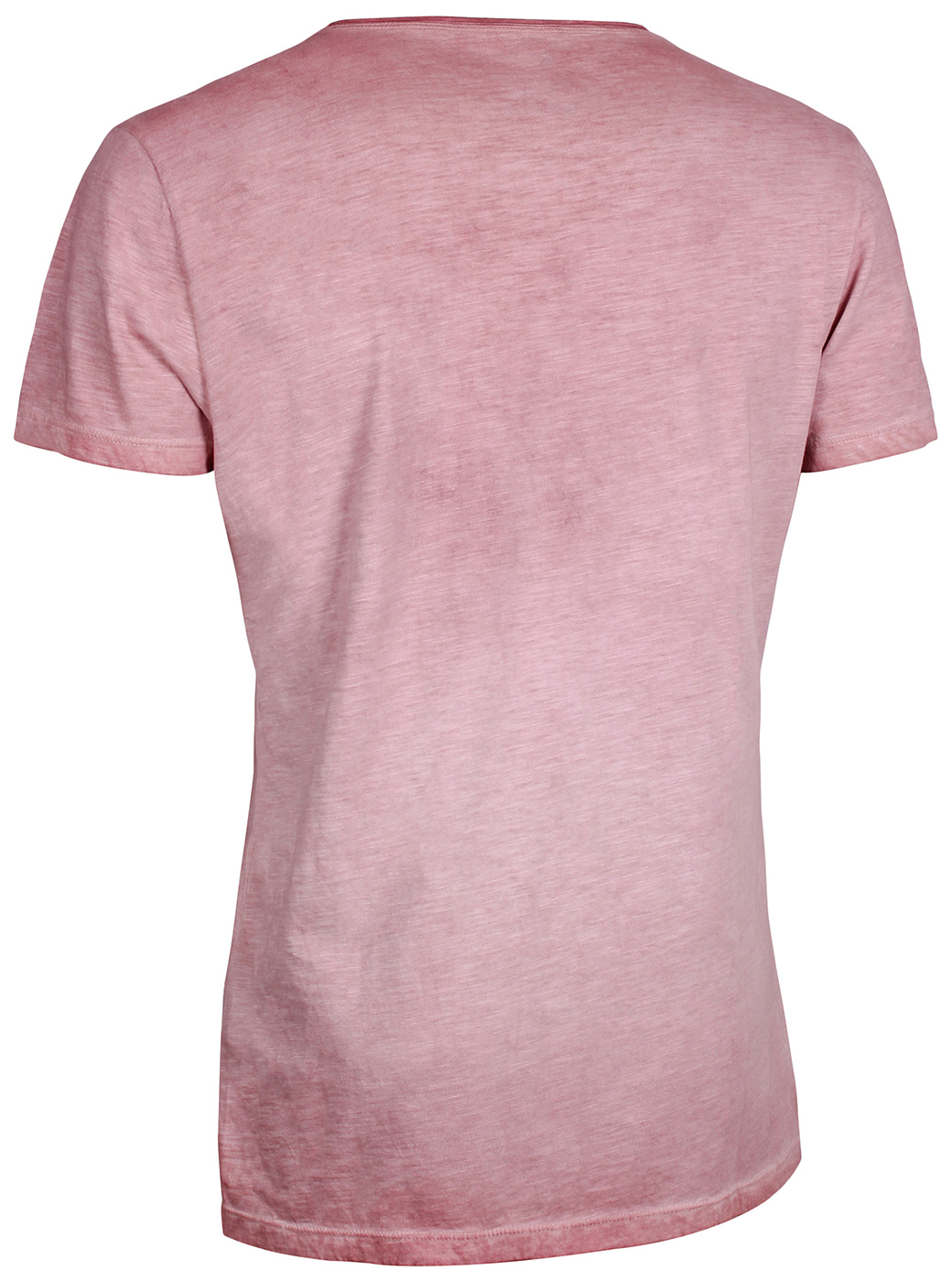 "Yoga T-Shirt ""Deep O"" Slim Fit - red"