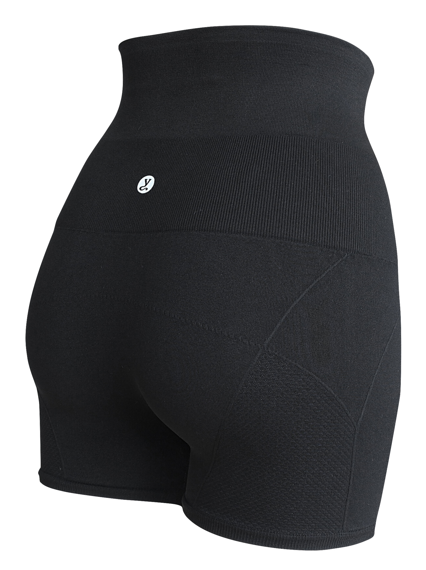 Yoga-shorty - black