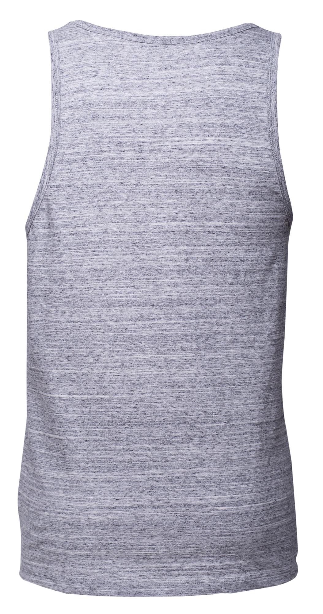 "Yoga-Tank-Top ""Birds""- melange-grey / grey"