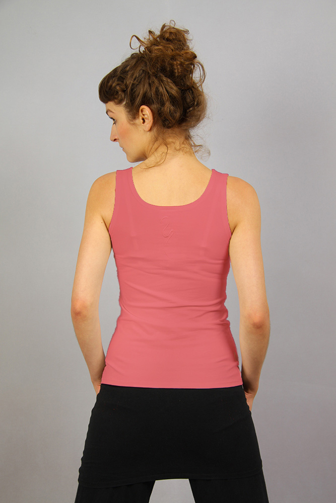 "Yoga-Top ""Sohang"" - rosa blush"
