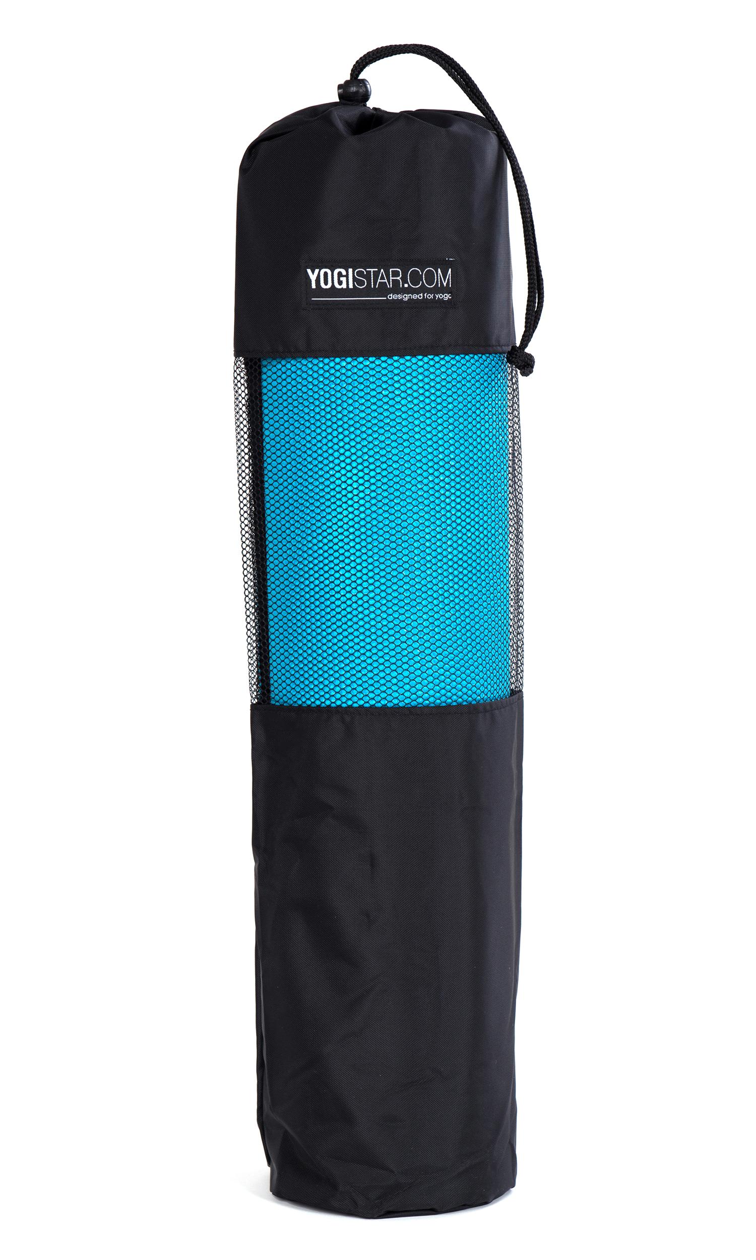 Yoga carrybag basic - nylon net - 65 cm