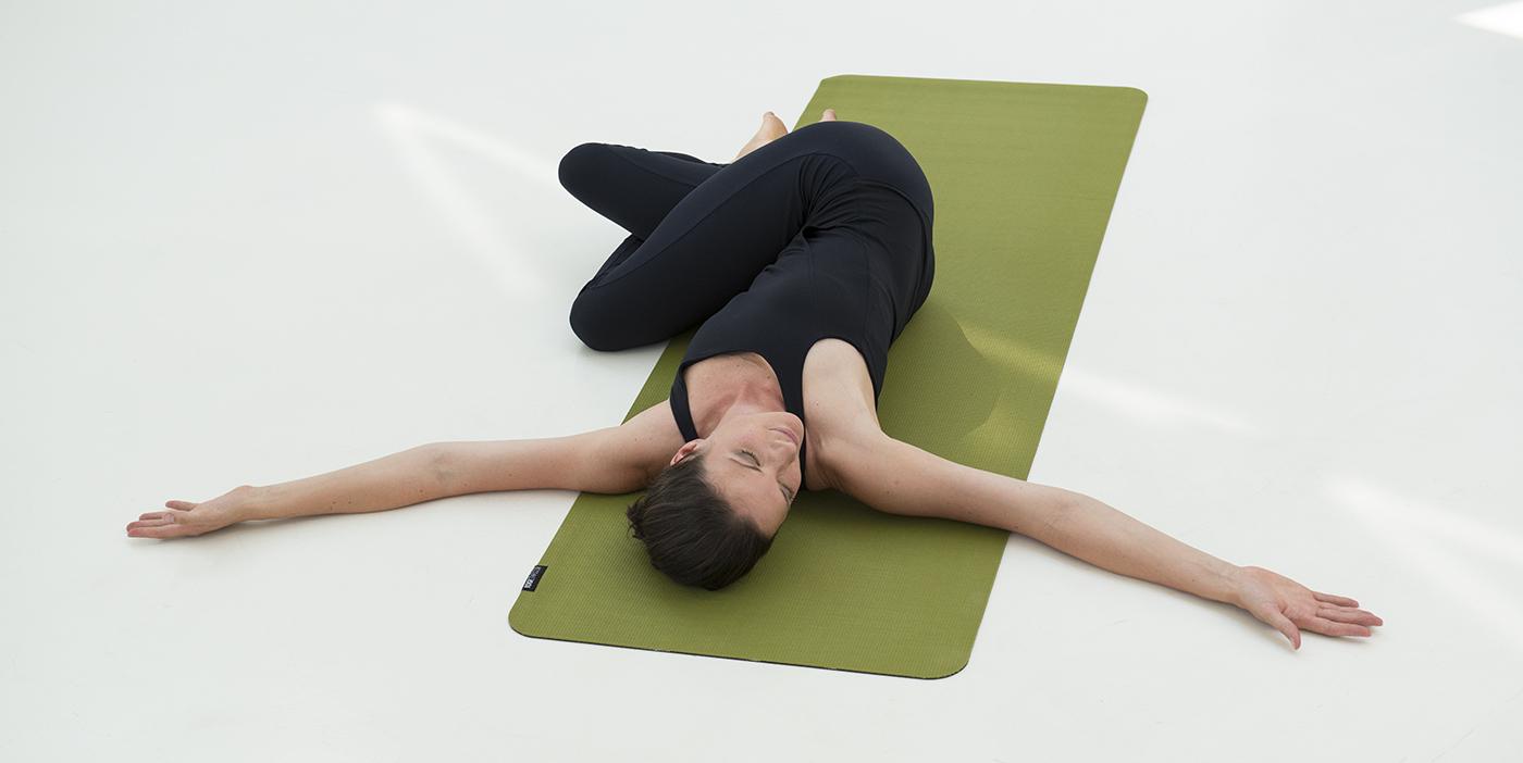 Esterilla de yoga pure eco
