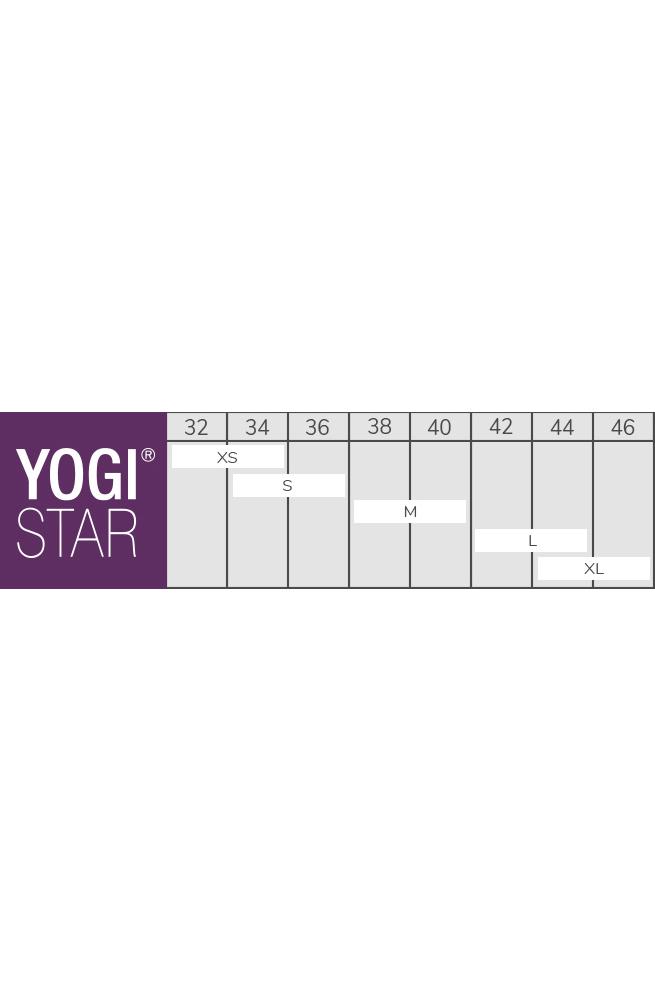"Yoga-Leggings rolldown ""ala"" - ivory"