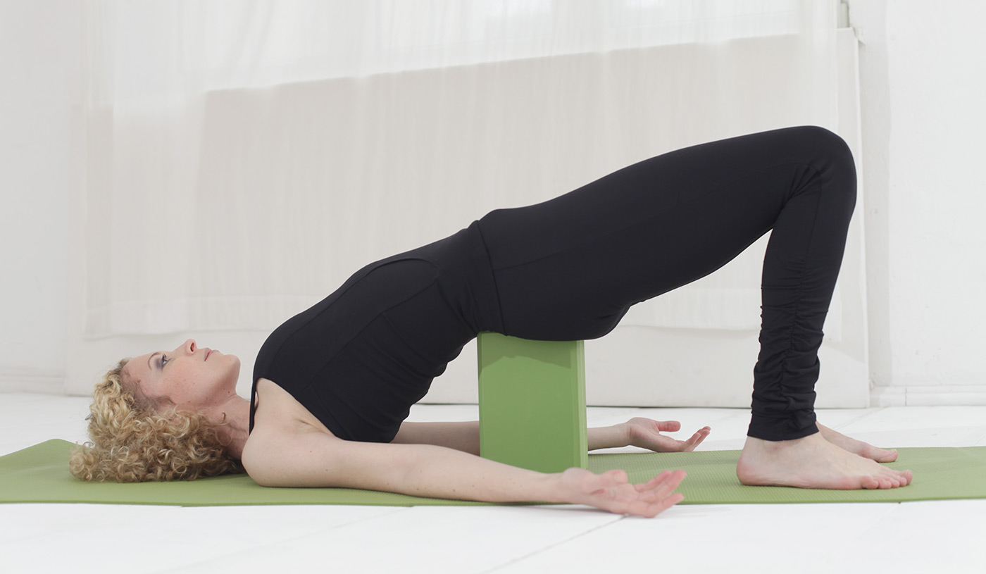Yoga block - yogiblock 'super size'
