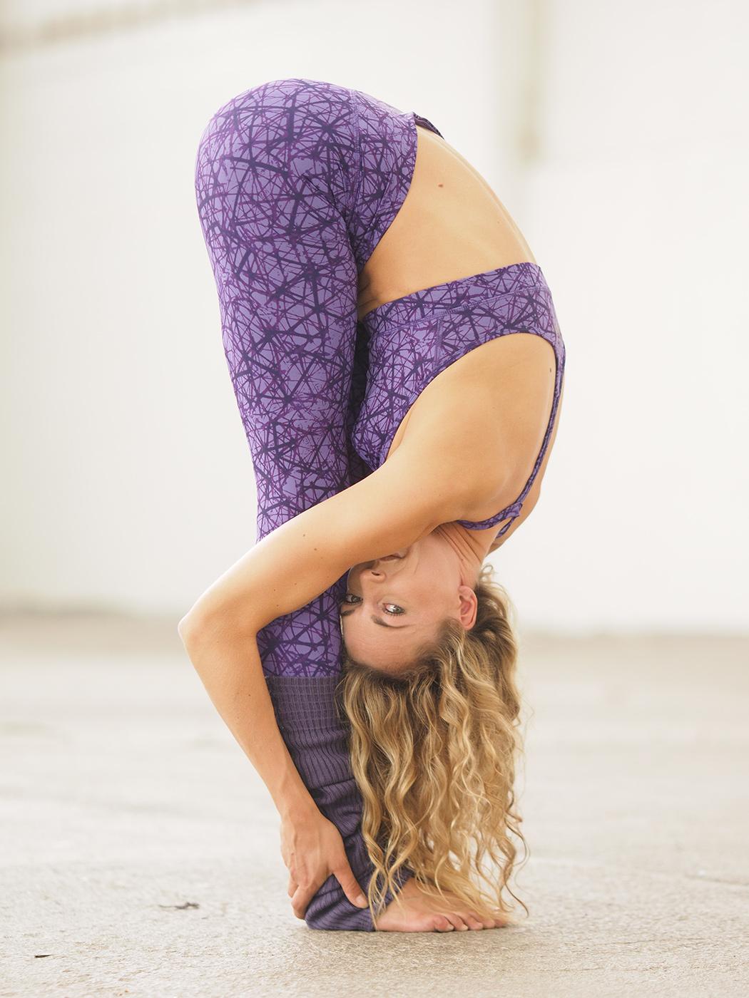 "Bra-Top ""Siwa"", purple"