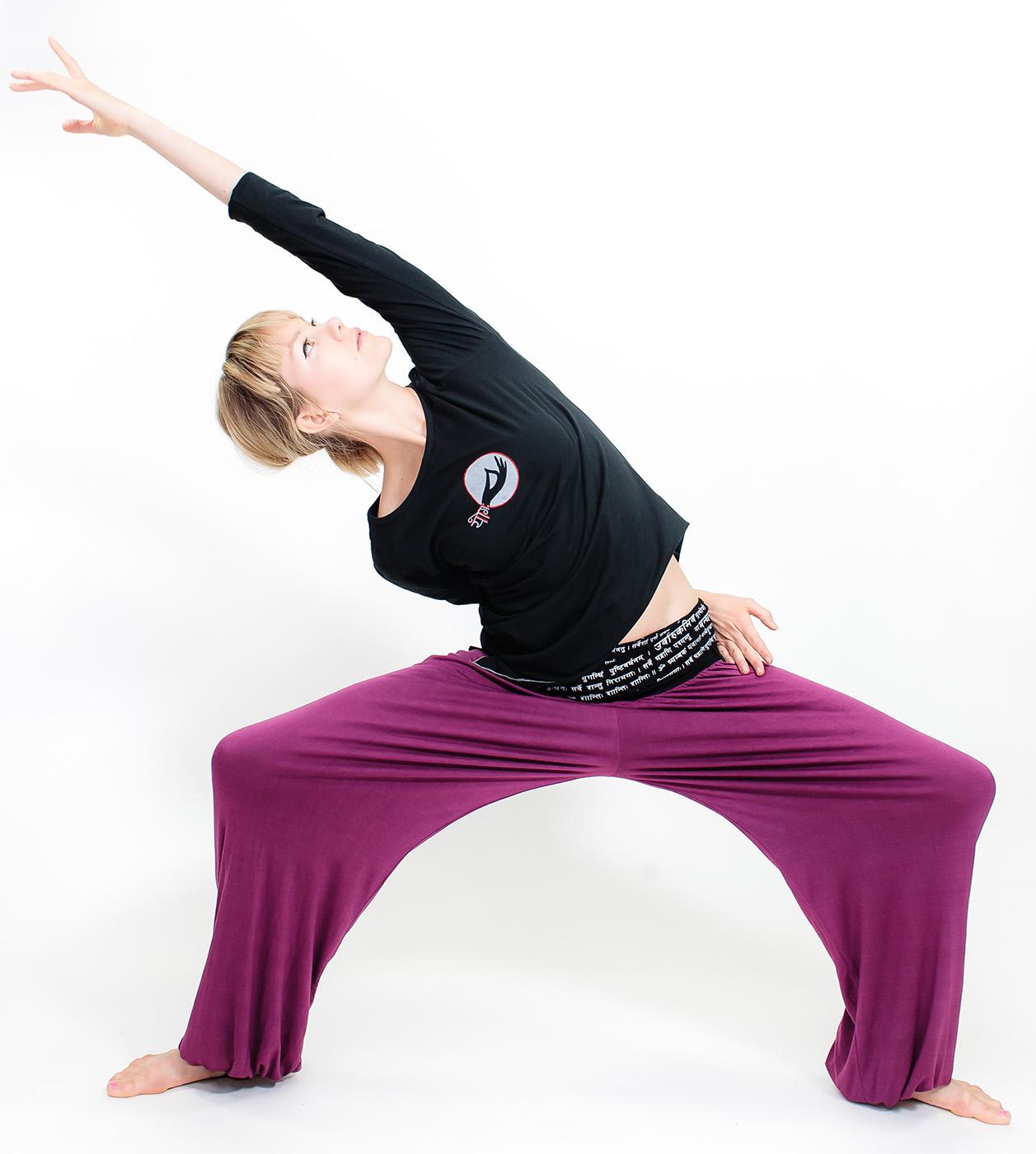 """Unisex Yogahose """"Mantra"""""""
