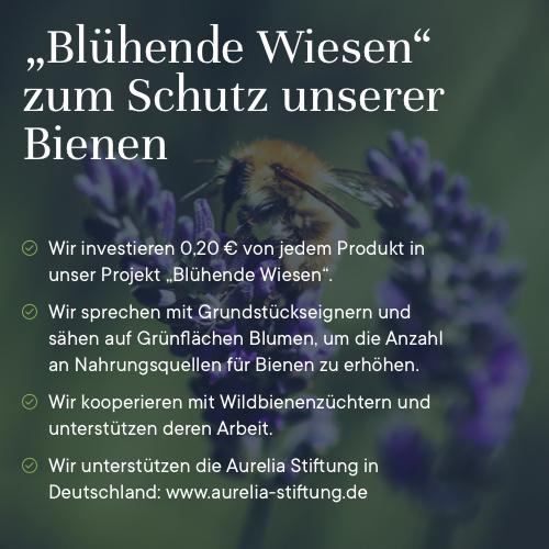 Bio Shampoo Powder - Rose-Proteine, eco refill-bag, 250 g