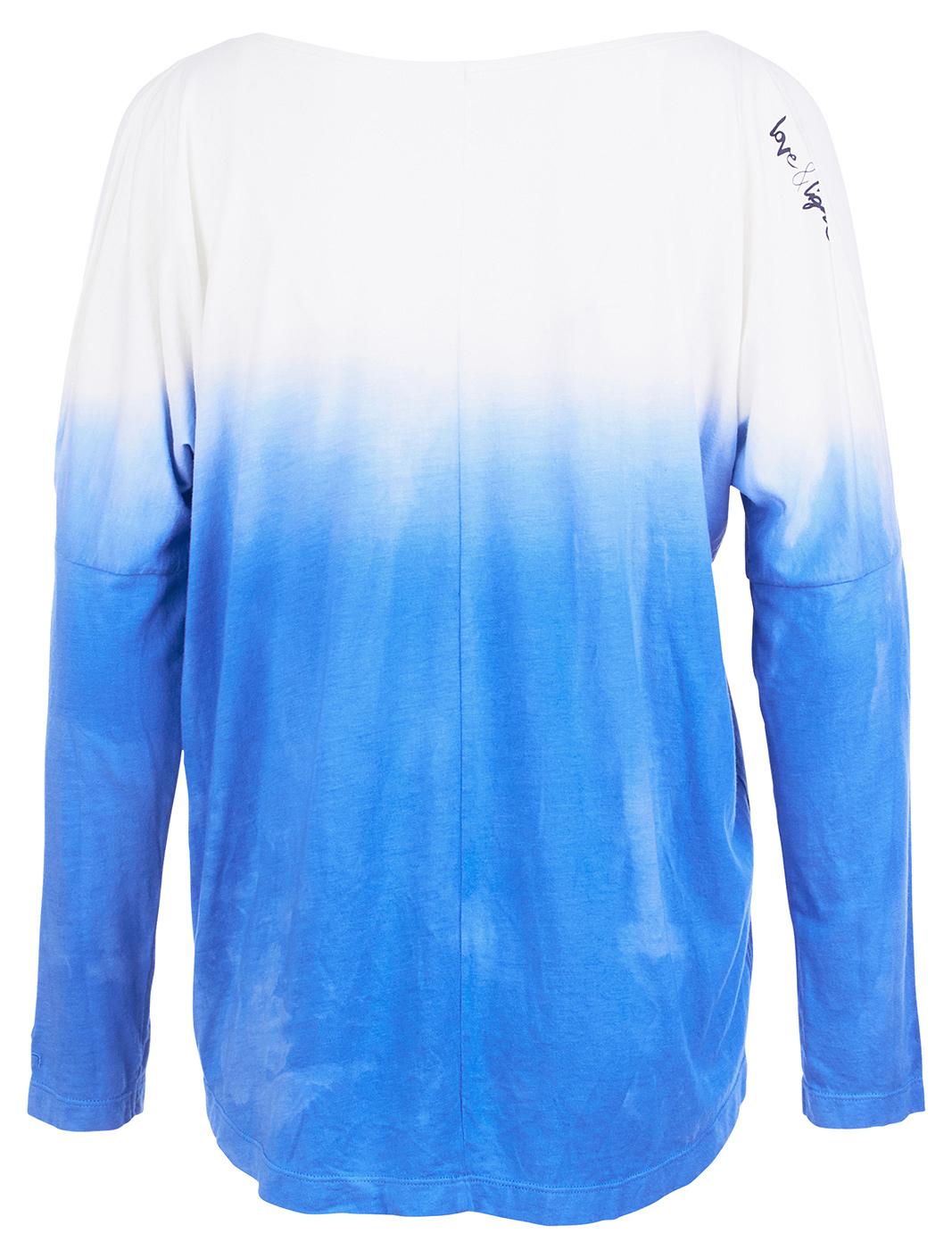 "Longsleeve-Shirt ""Padme"" - mediterraneo"