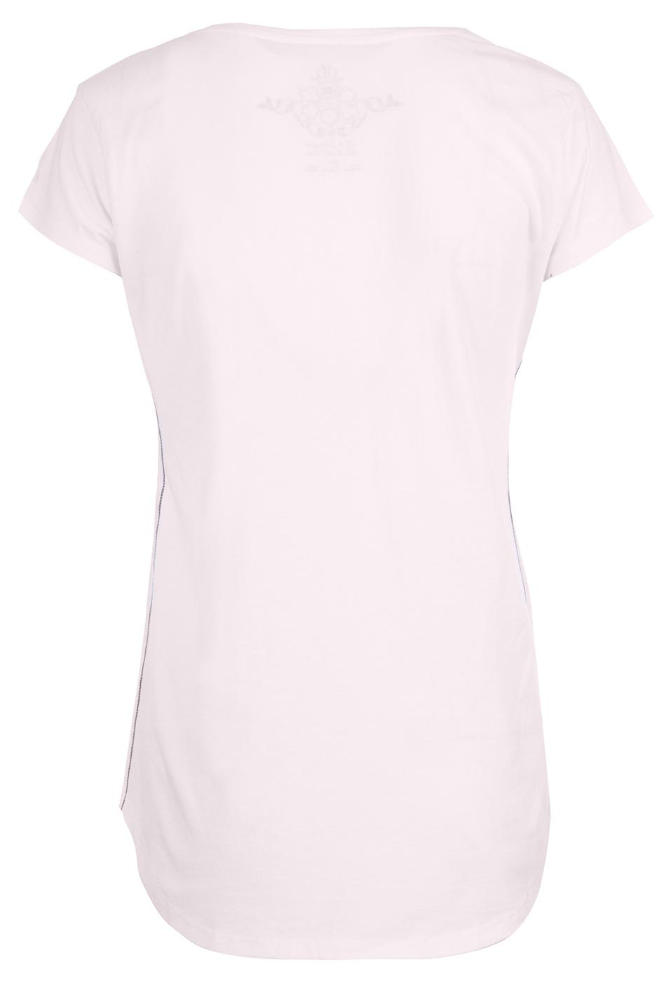 """Shirt """"Pearl"""" - quartz"""