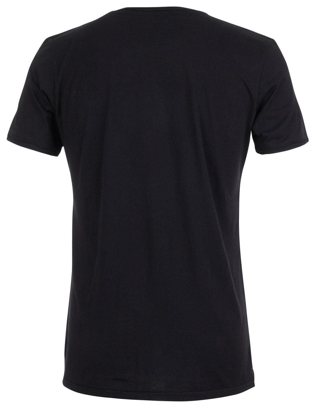 "Lounge Travel Shirt ""Tao"" - charcoal"