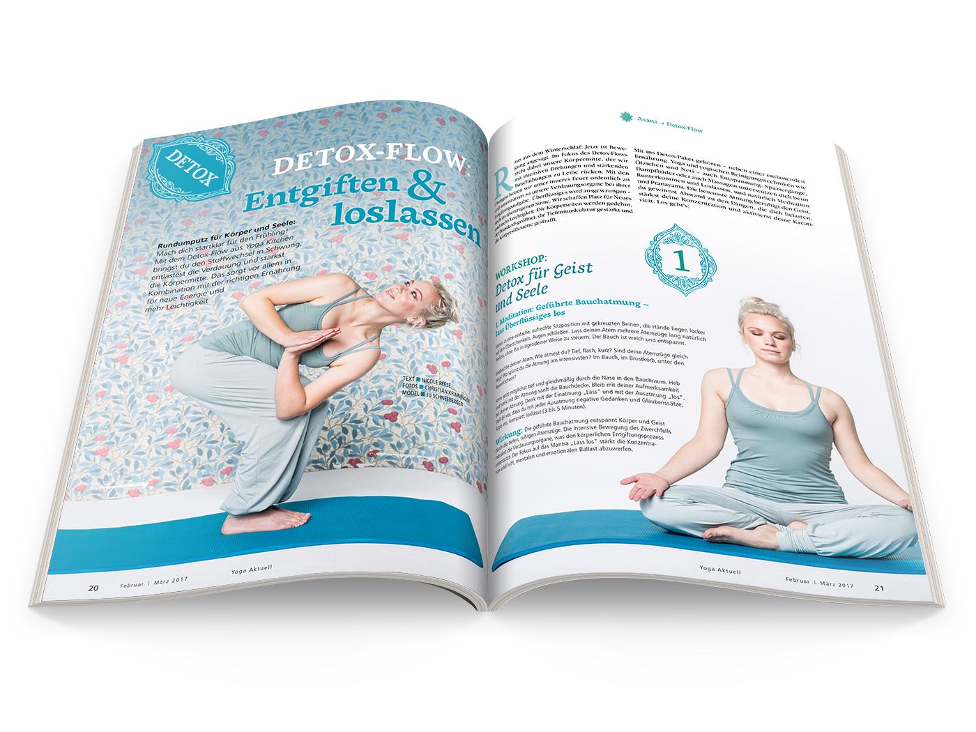 Yoga Aktuell 102 - 01/2017
