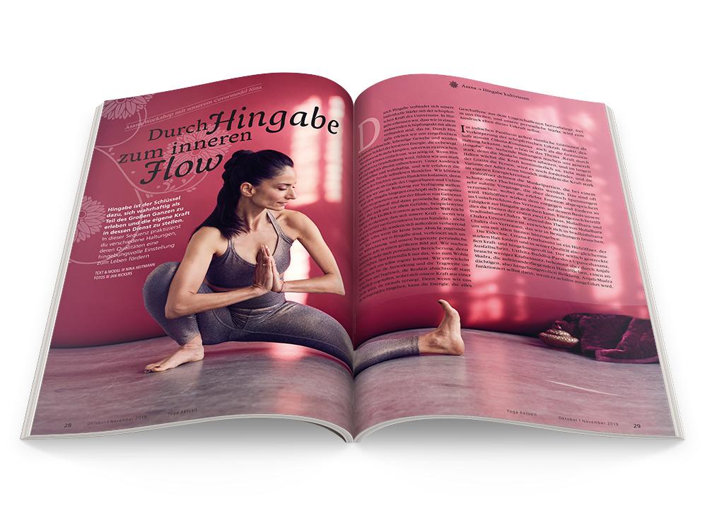 Yoga Aktuell 118 - 05/2019