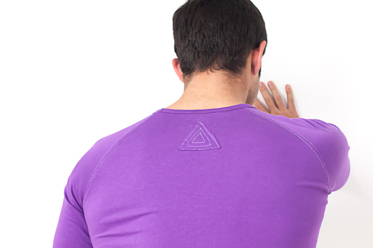 "Yoga-Shirt ""Vedic Mantra"""