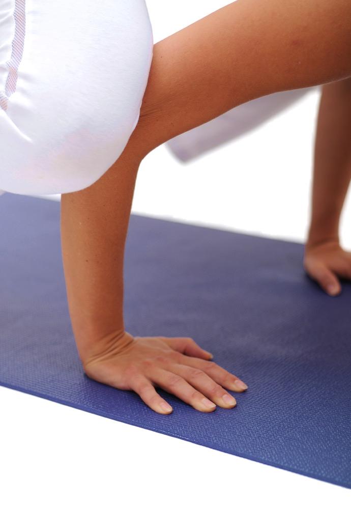 Yogamatte plus