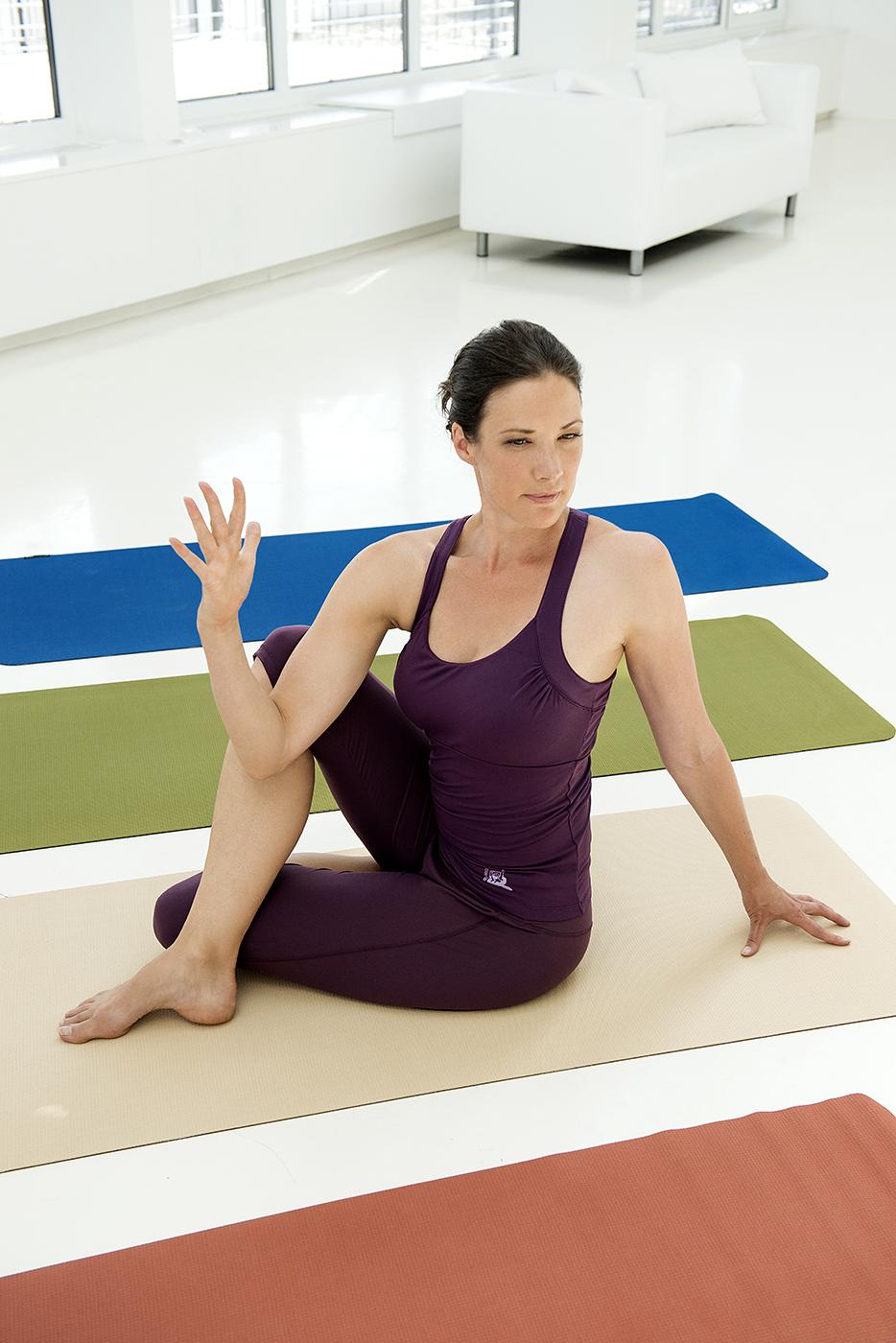 Yogamatte yogimat® pure eco